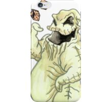 Oogie Boogie  iPhone Case/Skin
