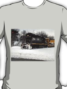 Illinois Central Locomotive 6204  T-Shirt