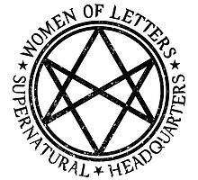 Women of letters supernatural by ninsky