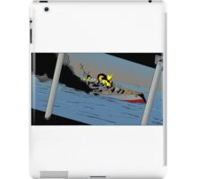 Regicide (From Acts of War) iPad Case/Skin