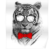 Be Tiger Smart Poster