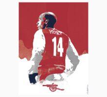 Thierry Henry ''Legend of Highbury'' by rikARTdo