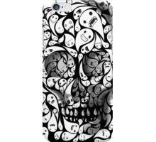 SKULL DOODLE iPhone Case/Skin