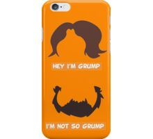 Game Grumps Jon & Arin Hair iPhone Case/Skin