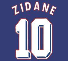 Zidane World Cup 1998 by rikARTdo