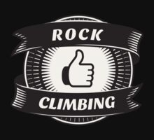 Like Rock Climbing Kids Clothes