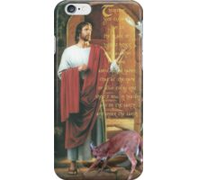 every knee shall bow-Philippians 2:9,10 iPhone Case/Skin