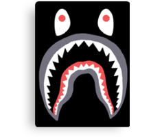 Bape Shark Canvas Print
