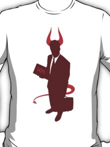 Devil's Advocate Person T-Shirt