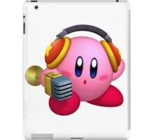 Mike Kirby iPad Case/Skin