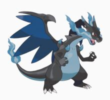 Mega Evolution Charizard X Kids Clothes