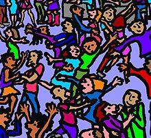 ballroom frenzy...... (© k. denmark) by Kay Denmark