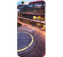 Clark center at Stanford University iPhone Case/Skin