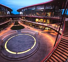 Clark center at Stanford University by Hotaik  Sung