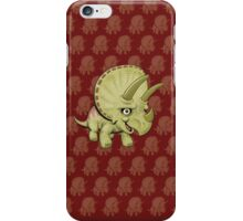 Triceratops iPhone Case/Skin