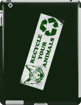 Please recycle your animals by R-evolution GFX
