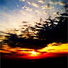 Atlantic Ocean Sunrise by FedericoArts
