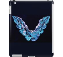 "Electric ""V"" iPad Case/Skin"