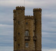 Broadway Tower by Colin Powell