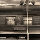 Kyiv - Simferopol Express by AJM Photography
