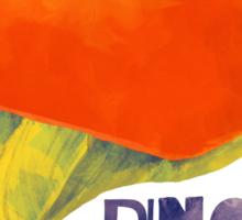Ping-pong dreamer Sticker
