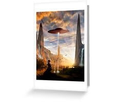 Terraforming Greeting Card