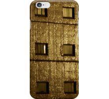 Golden Apartments iPhone Case/Skin