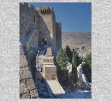 Stairs to Heaven, Lindos T-Shirt