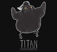 Tim Burton Titan T-Shirt