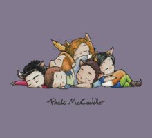 Pack McCuddle - Teen Wolf Kids Clothes