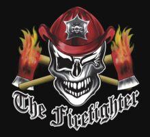Firefighter Skull 6.1 by sdesiata