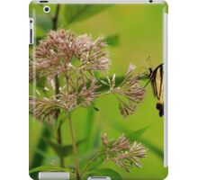 Eastern Tiger Swallowtail iPad Case/Skin