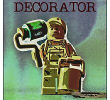 The Decorator by Tim Constable by Tim Constable