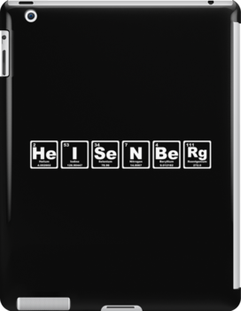 Heisenberg - Periodic Table by graphix