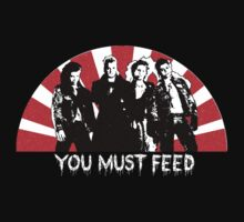 The Lost Boys - You Must Feed by Jon Winston