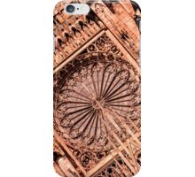 Cathedral Notre Dame of Strasbourg - Travel Photography iPhone Case/Skin