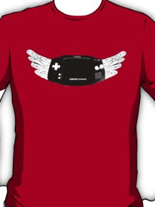 Winged Gameboy Advance T-Shirt