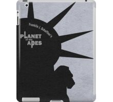 Planet of the Apes iPad Case/Skin