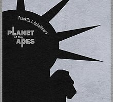Planet of the Apes by A. TW