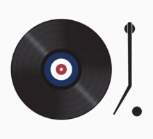 Mod Target Turntable by ThisIsFootball