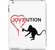 MONKEY LOVIN' EVOLUTION iPad Case/Skin