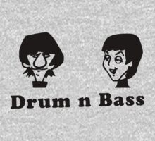 Drum n Bass by ThisIsFootball
