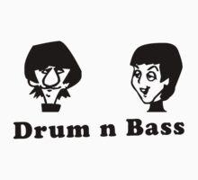 Drum n Bass Kids Clothes