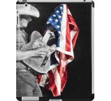 Brad Paisley in Concert iPad Case/Skin