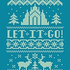 Let It Go Sweater by moysche