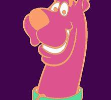 Scooby the Dog  by fonzyhappydays