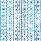Winter pattern by Richard Laschon