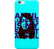 April Ludgate Is My Spirit Animal iPhone Case/Skin