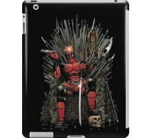 Chimichangas are coming iPad Case/Skin