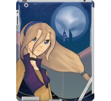 Song of the Sewers Cover #1: Mikah under the moon iPad Case/Skin